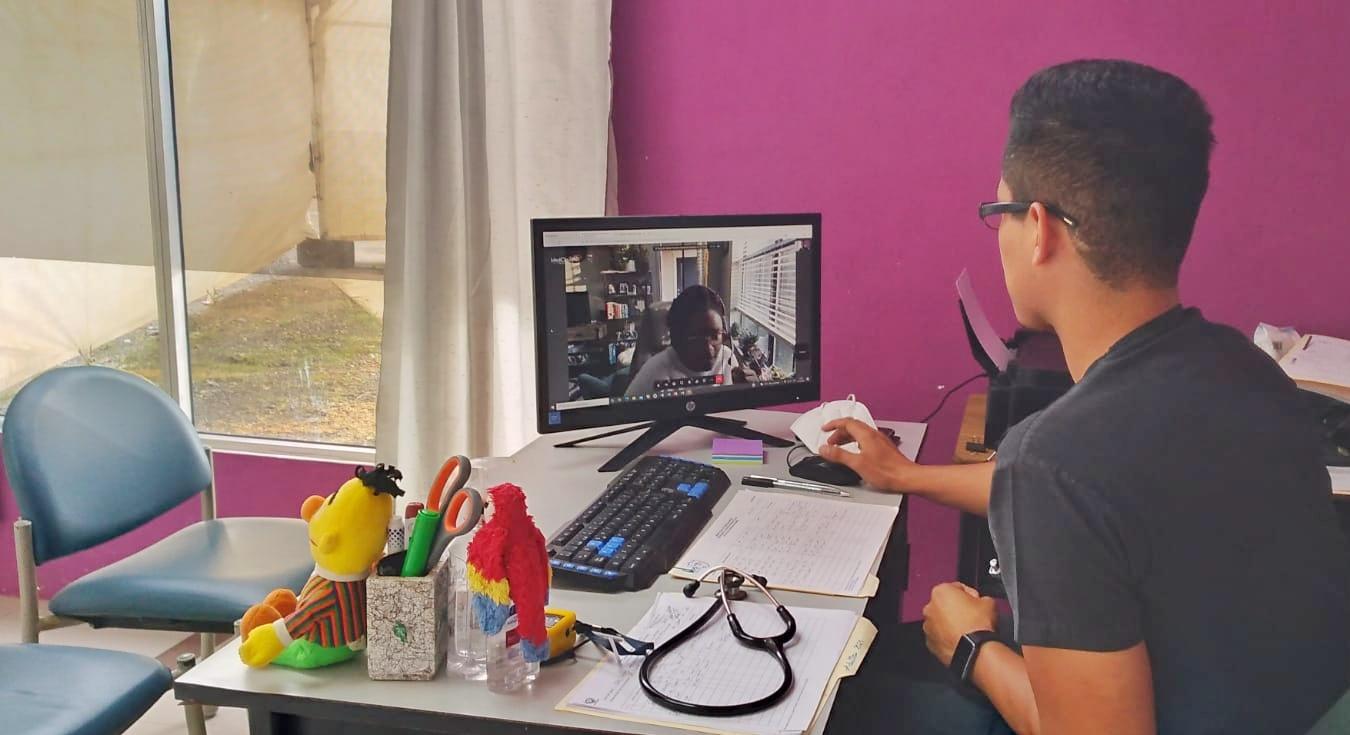 La atención primaria de salud llega a rincones de Cobán gracias a la telemedicina - Prensa Libre