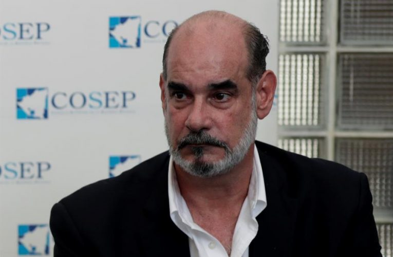 La policía arresta al presidente de Cosep, Michael Healy