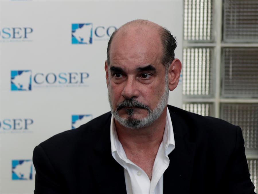 Michael Healy, reforma tributaria en Nicaragua, cuestionan comunicado del Cosep