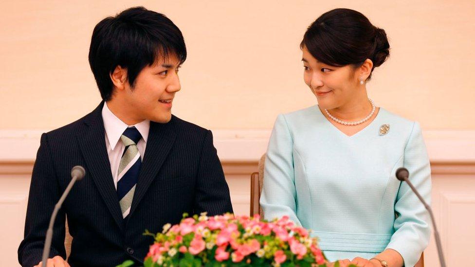 La princesa japonesa que renuncia a la realeza para casarse con un plebeyo - Prensa Libre
