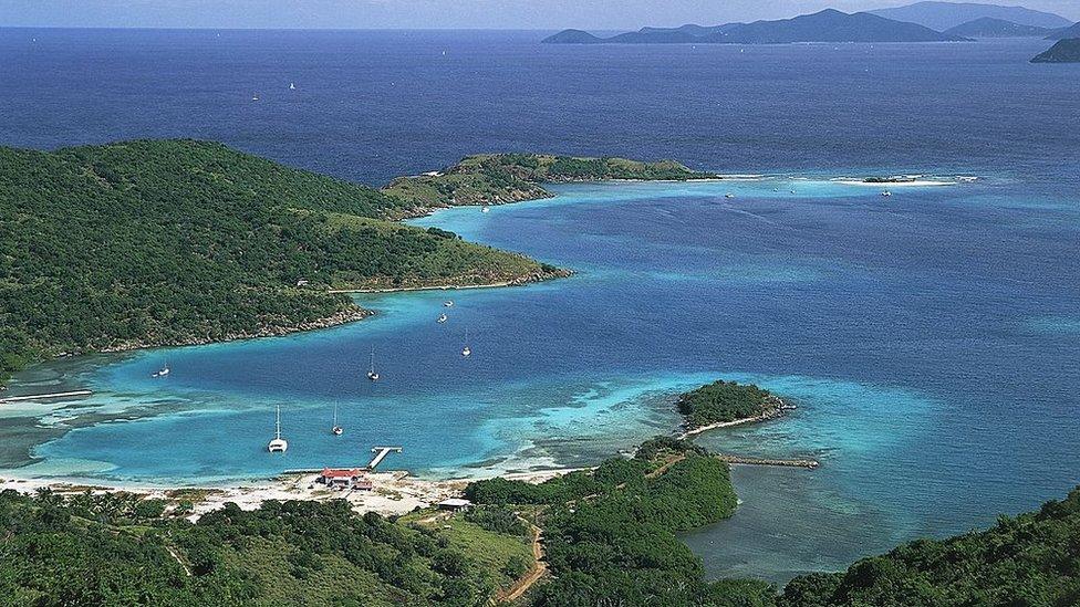 Las Islas Vírgenes Británicas, el territorio del Reino Unido en el Caribe que se ha convertido en uno de los principales paraísos fiscales del planeta - Prensa Libre