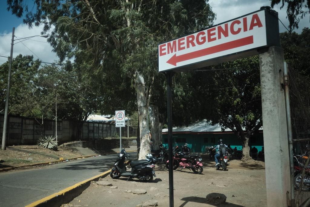 medidas de bioseguridad, aumento de contagios de covid-19 en Nicaragua