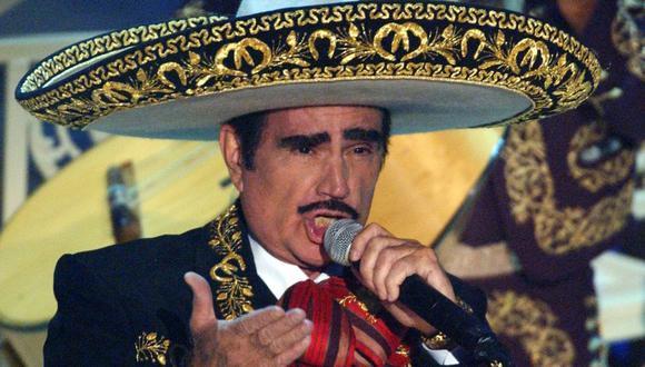 Lo que dijo el hijo mayor de Vicente Fernández sobre el rumor de que su papá podría estar desconectado - Prensa Libre