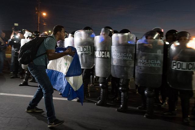 represión INSS