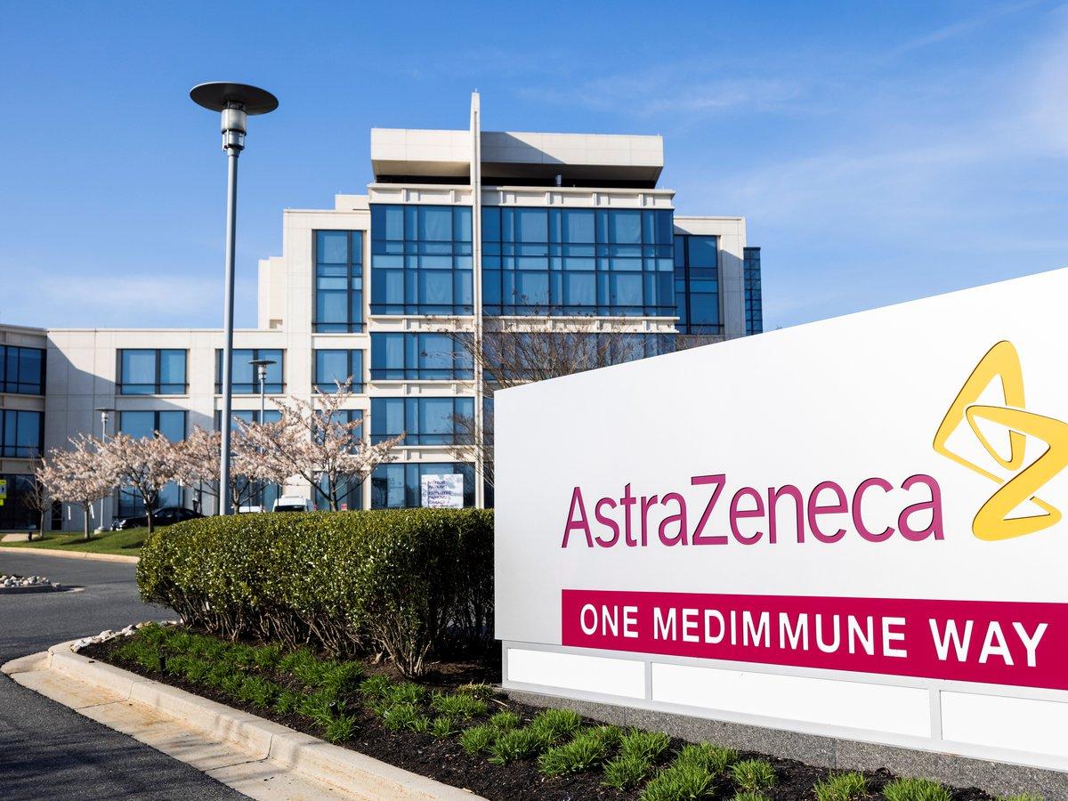 Los productos farmacéuticos Merck y AstraZeneca crean fármacos que previenen y tratan el covid-19