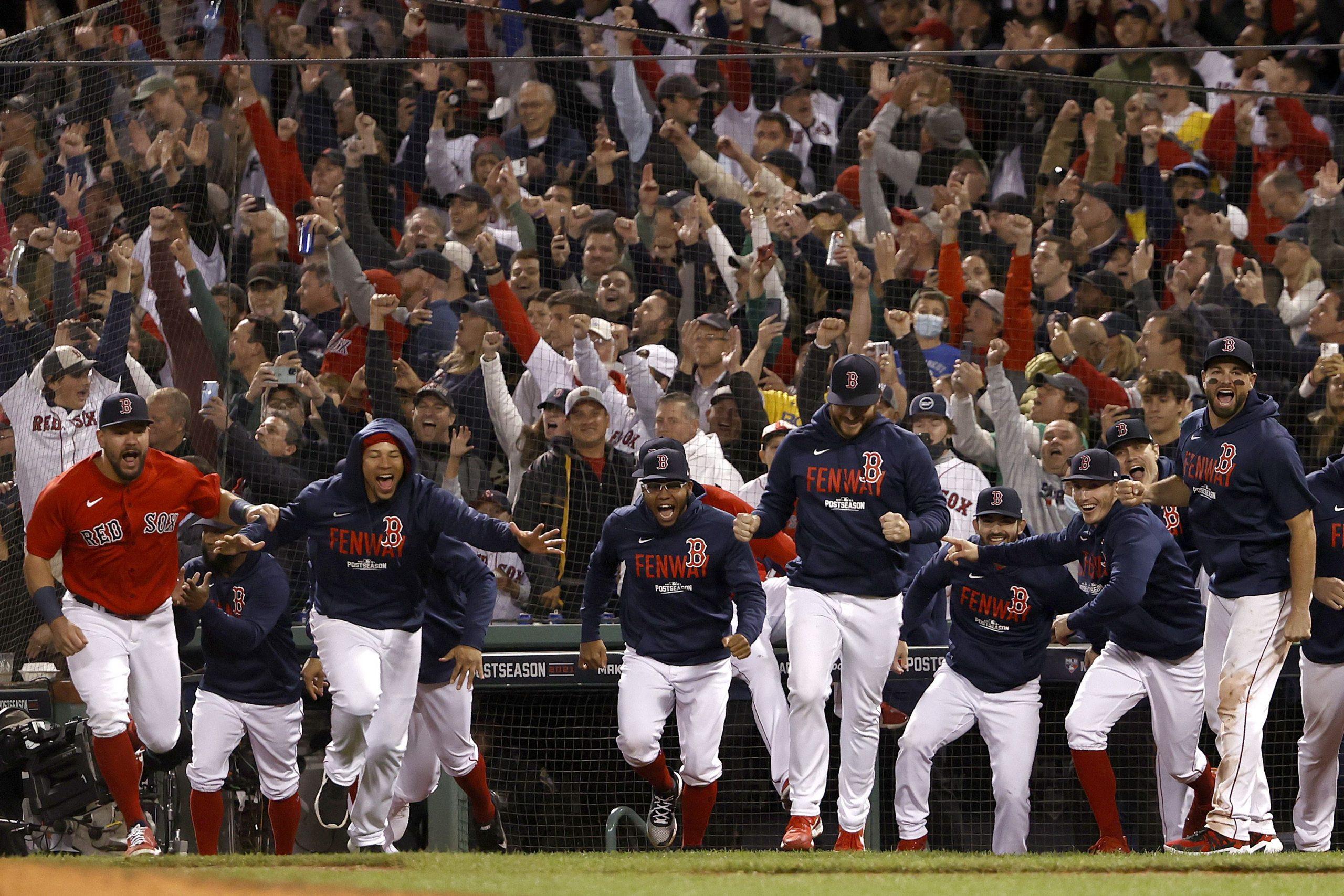 Medias Rojas vencieron a Yankees para avanzar a Serie Divisional ante Rays de Tampa Bay - Prensa Libre