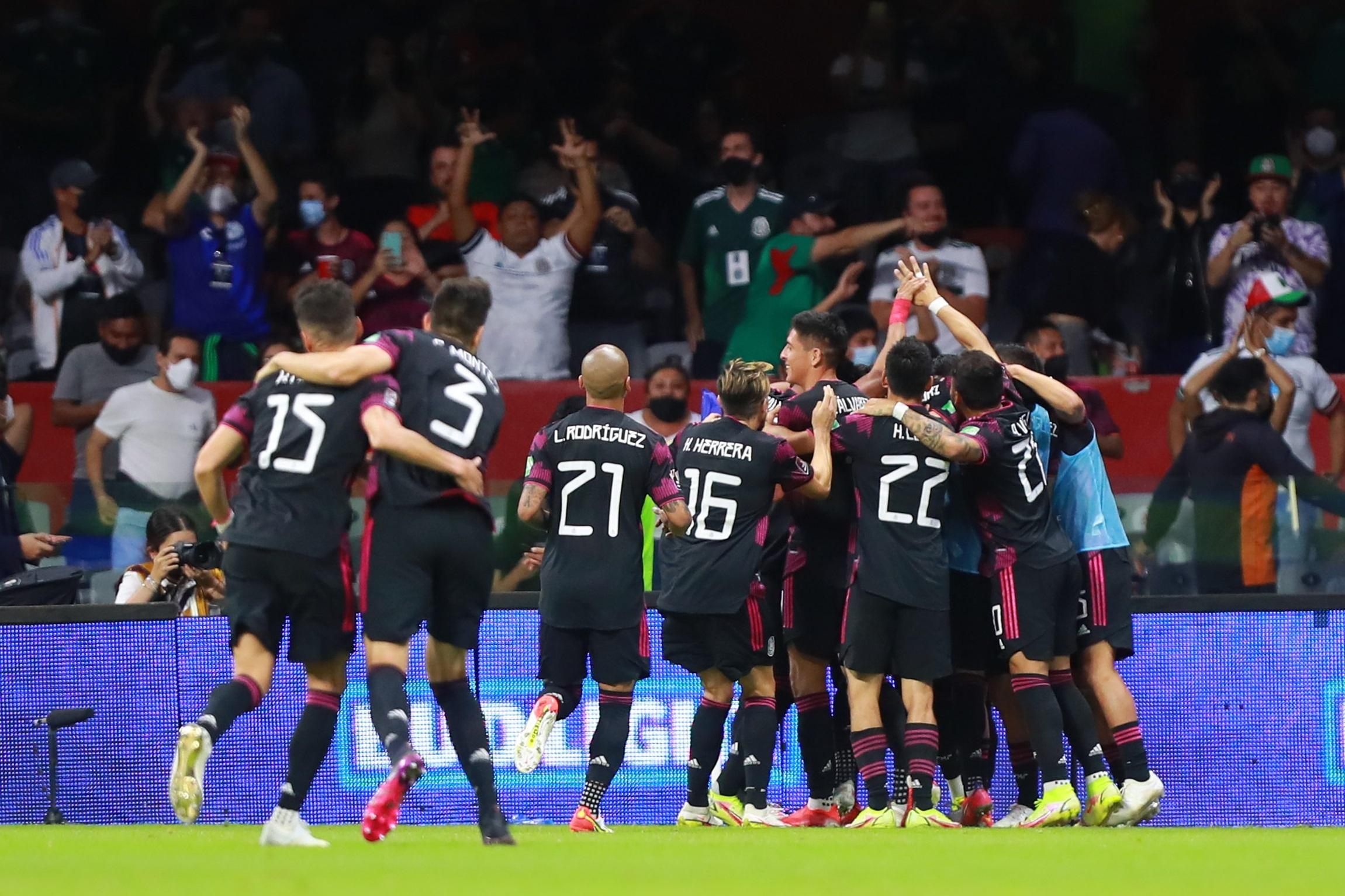 México venció 3-0 a Honduras en octagonal de Concacaf contra Qatar-2022 - prensa Libre