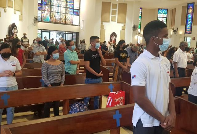 Movimiento Familia Cristiana celebra 58 años en Panamá
