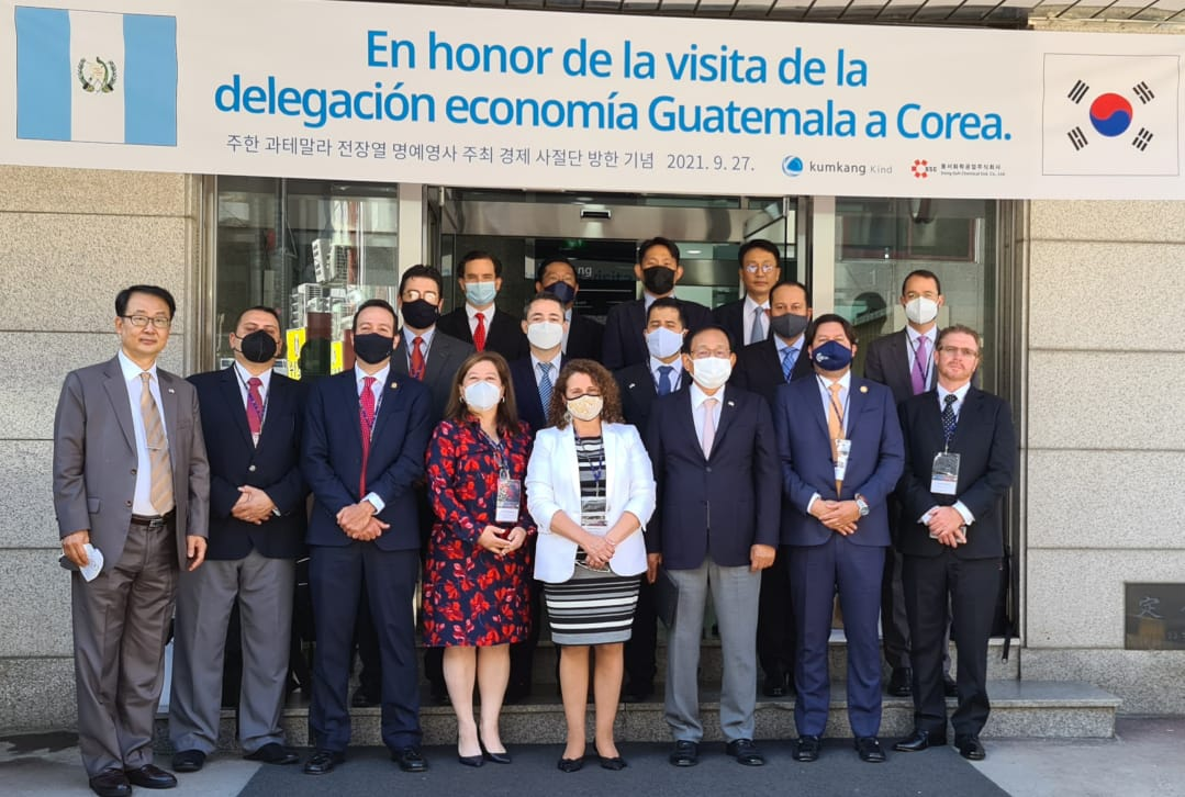 Muchos productos guatemaltecos tendrán acceso a un país asiático, luego de unirse a un TLC - Prensa Libre