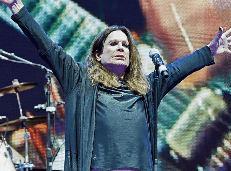 Ozzy Osbourne dice que Satanás lo salvó de contraer covid-19