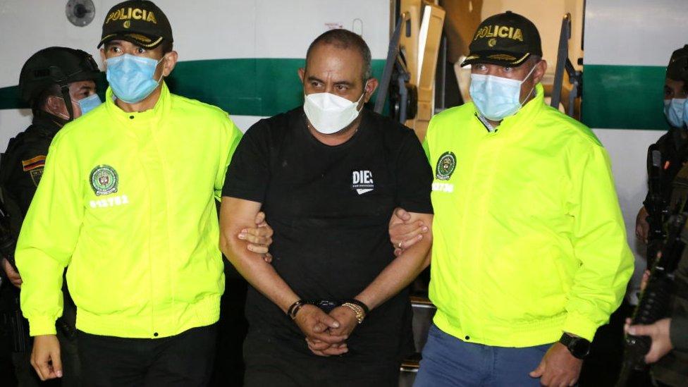 Por que la captura del narcotraficante más buscado de Colombia no cambia la ecuación del narcotráfico (y su extradición no garantiza justicia para sus víctimas) - Prensa Libre