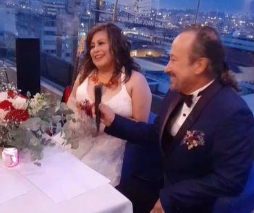 Ranferí Aguilar, miembro de Alux Nahual, se casa con la escritora Jessica Masaya en una boda poco convencional - Prensa Libre