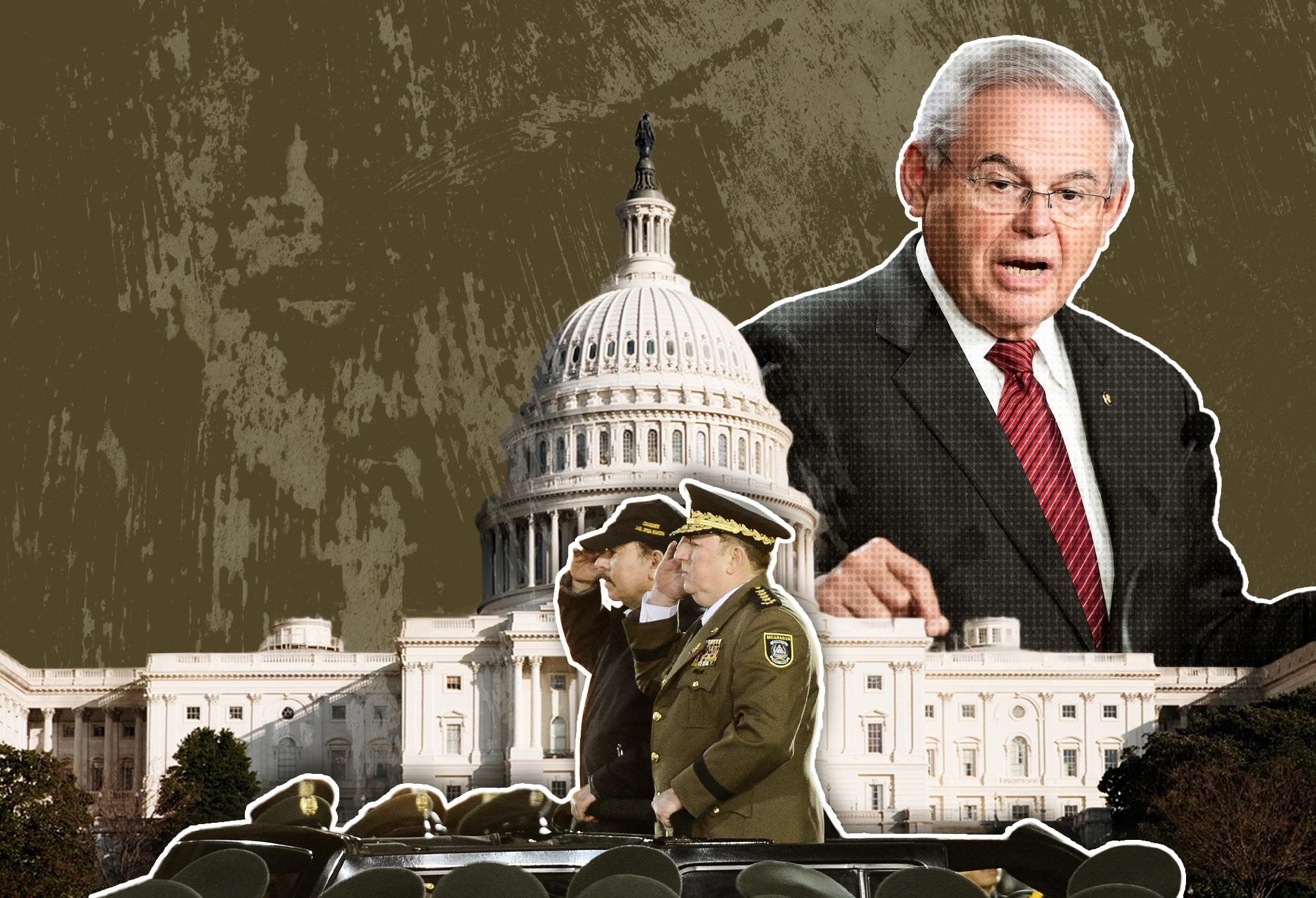 fondo de inversiones del ejército, Ejército de Nicaragua