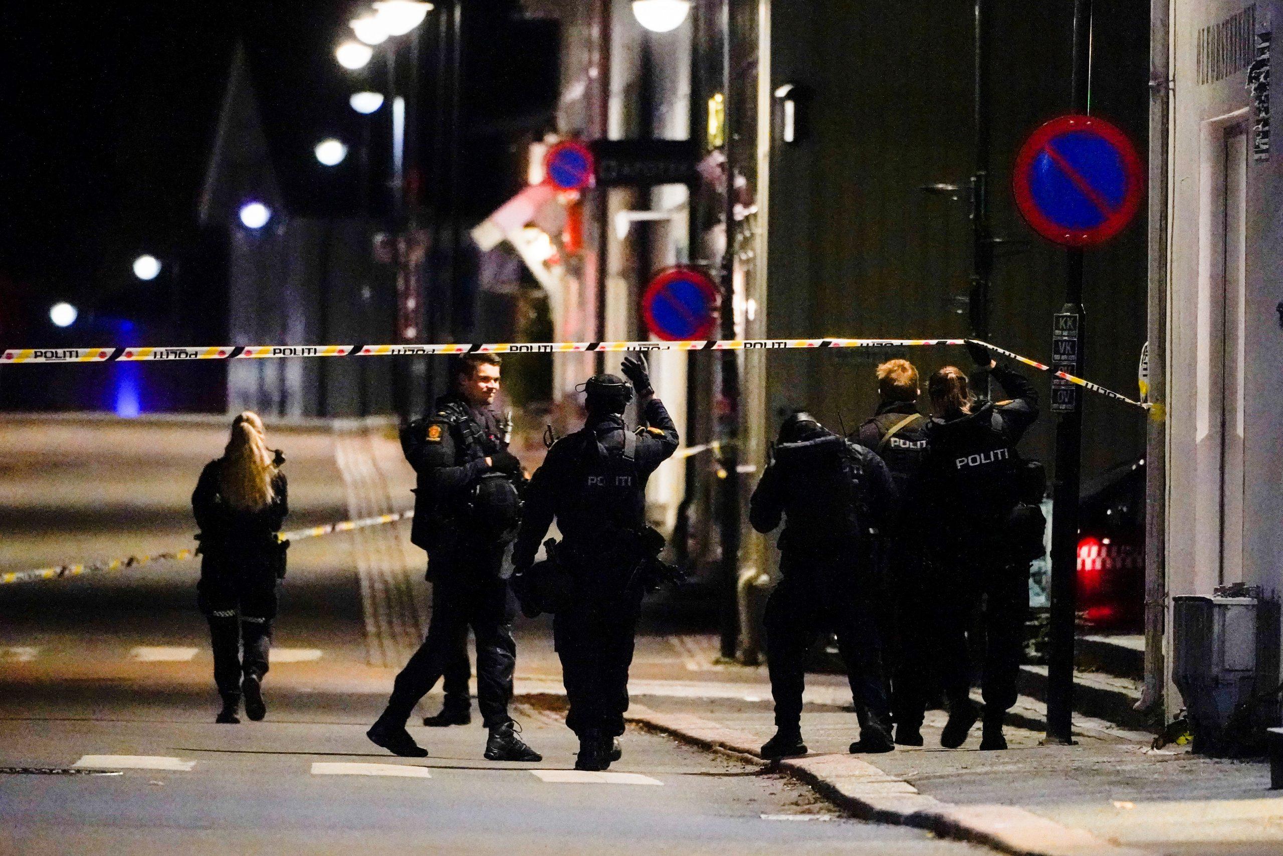 Sujeto perturbado con arco y flechas mata a varias personas y es detenido - Prensa Libre