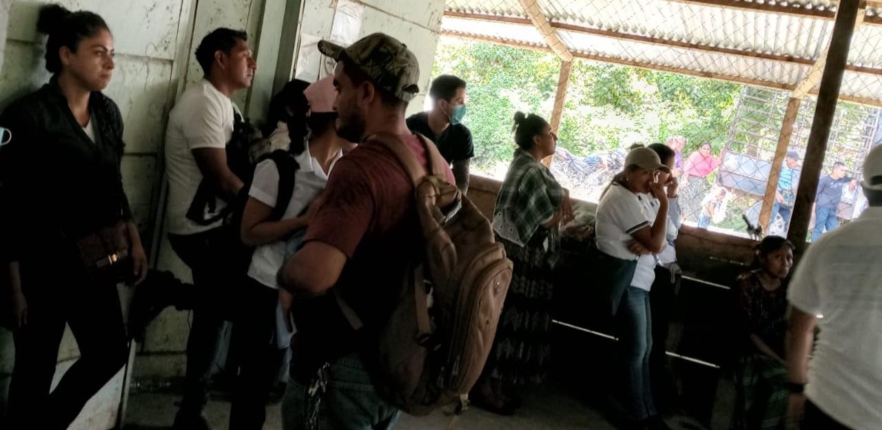 Suspenden vacunación comunitaria contra el coronavirus en Fray Bartolomé de las Casas tras intento de linchamiento de trabajadores sanitarios