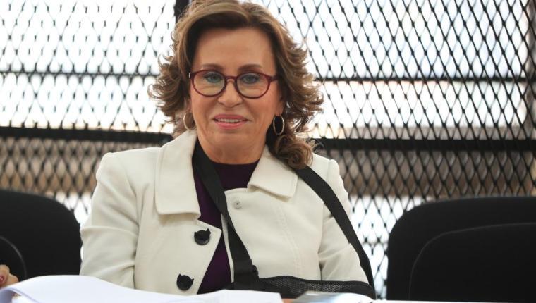 TSE ordena a Sandra Torres reanudar el cargo de secretaria general del partido UNE - Prensa Libre