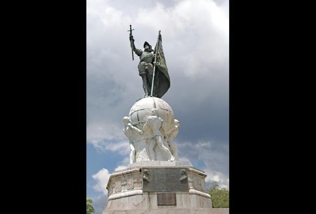 Uno de los sueños de Porras, el monumento casi centenario de Balboa