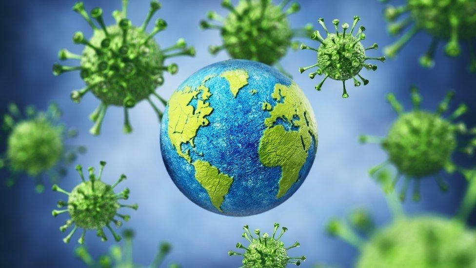 la nueva mutación del coronavirus que causa un creciente número de infecciones en Reino Unido - Prensa Libre